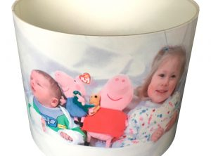 Personalised Photo Light Shade