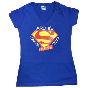 super hens t-shirt