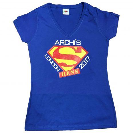 super hens t-shirt