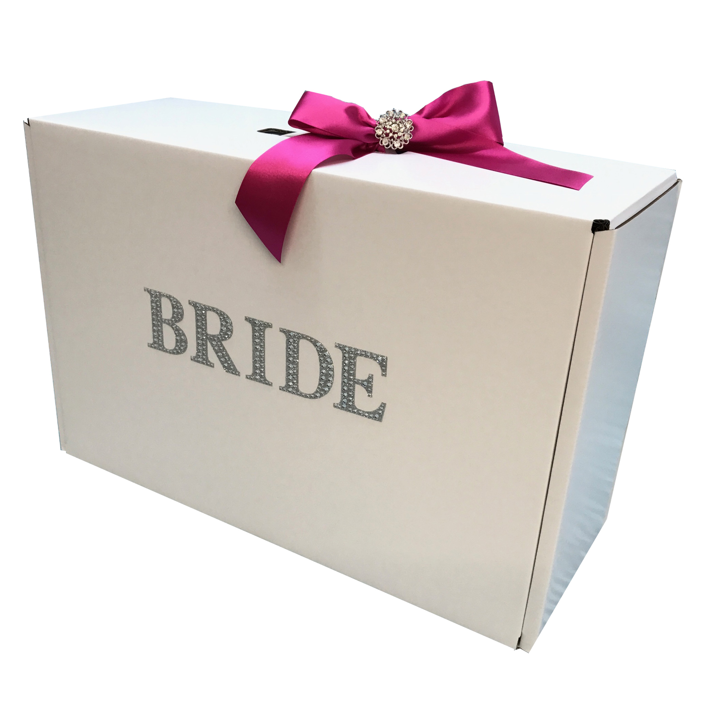 Wedding Gown Boxes: Bride Show Stopper Travel Box