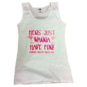hens just wanna have fun t-shirt