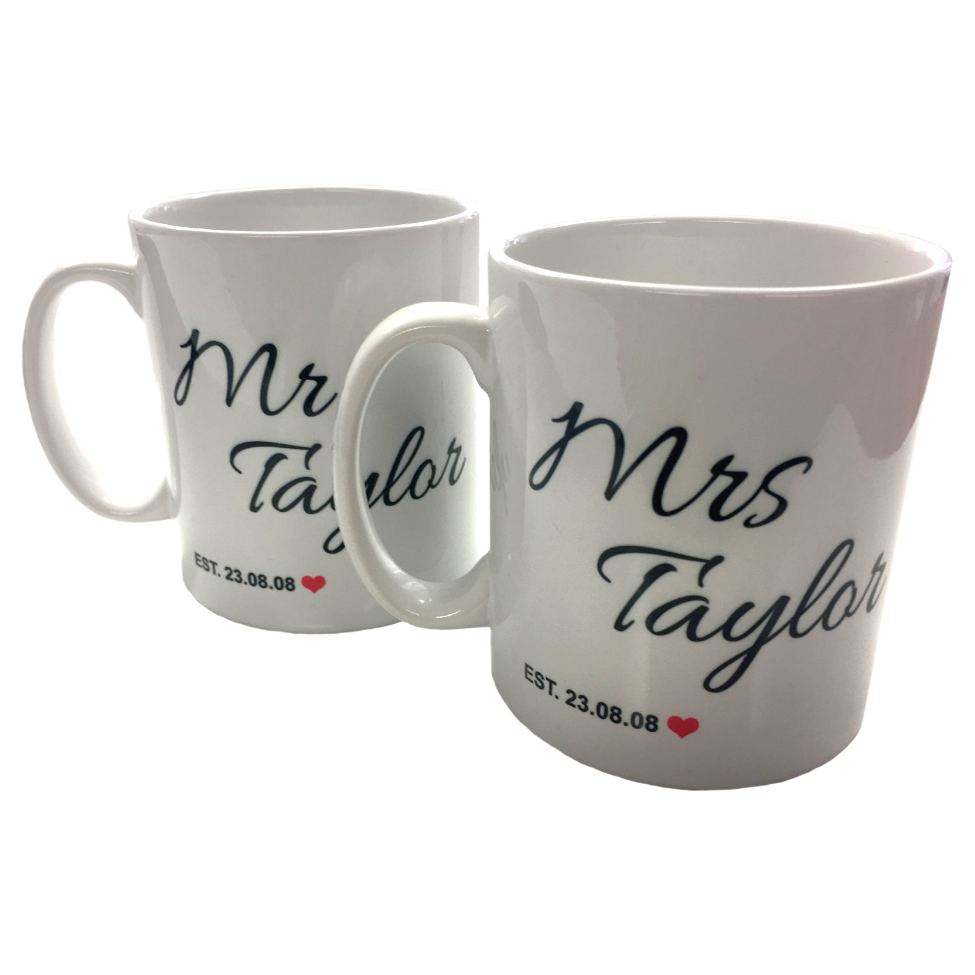 Wedding Gifts Mr And Mrs: Personalised Wedding Gifts