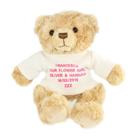 personalised-pink-teddy-message-bear