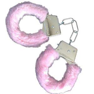Baby Pink Hand Cuffs