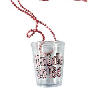 Bride to be Hen Night Shot Glass
