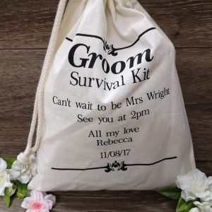 survival kit groom