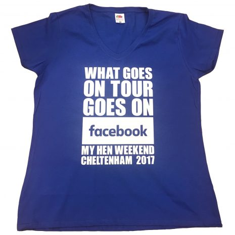 what goes on tour t-shirt