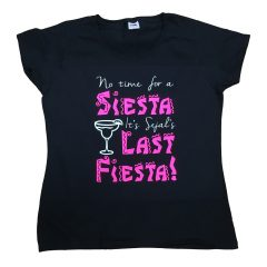 No time for a siesta t-shirt