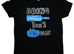 Stag Night T-shirts