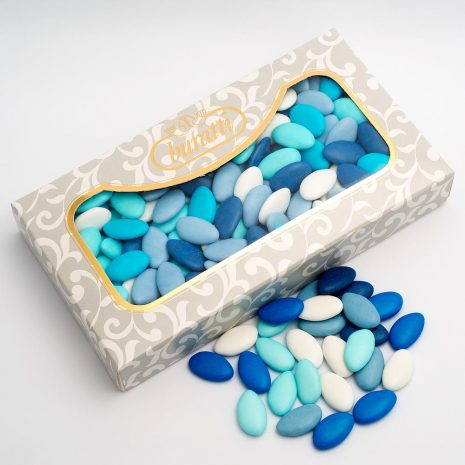 ocean shades chocolate dragees