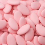 pink chocolate dragees