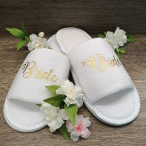 bride slippers