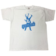 stag dance t-shirt