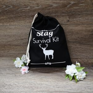 stag survival kit bag