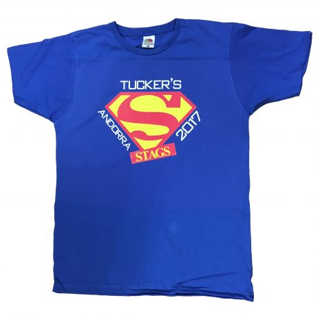 Super Stags T-shirt
