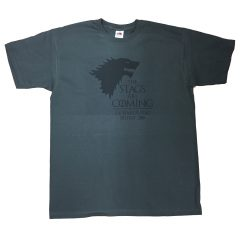 The stags are coming t-shirt