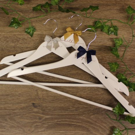 wedding-hangers-white-with-rose-gold-and-bow-2