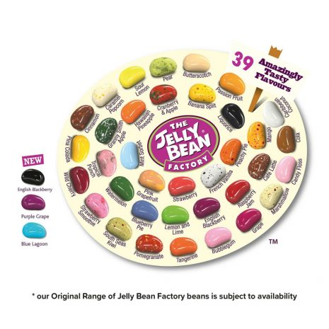 jelly-bean-flavours