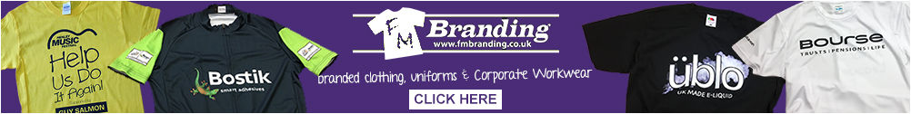 workwear banner fmbranding