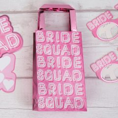 Bride Squad Party Bag