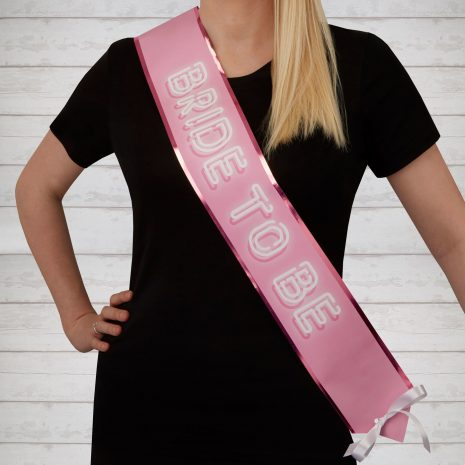 Bride Squad Bride To Be Sash