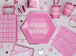 Bride Squard Party Decorations