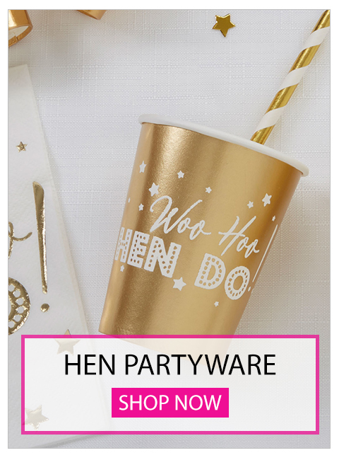 hen partyware