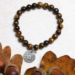 Golden Tiger Eye Woo Way Bracelet